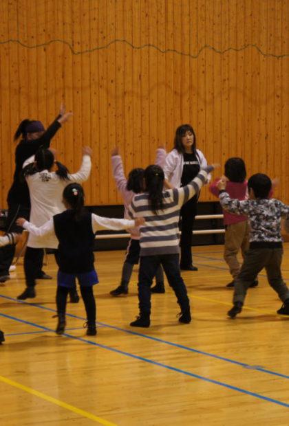 ジャズダンス1